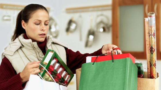 Koszmarne kupowanie prezentów