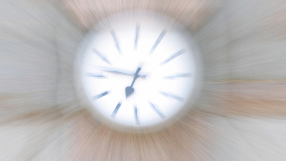 Spowalnianie upływu czasu