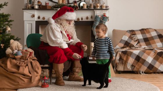 Wiara w Świętego Mikołaja