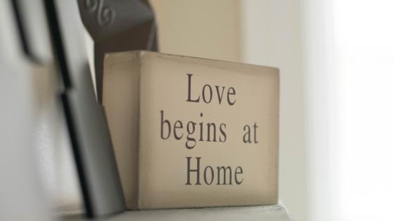 Miłość zaczyna się w domu