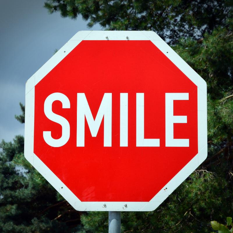 Uśmiech- najlepsze lekarstwo